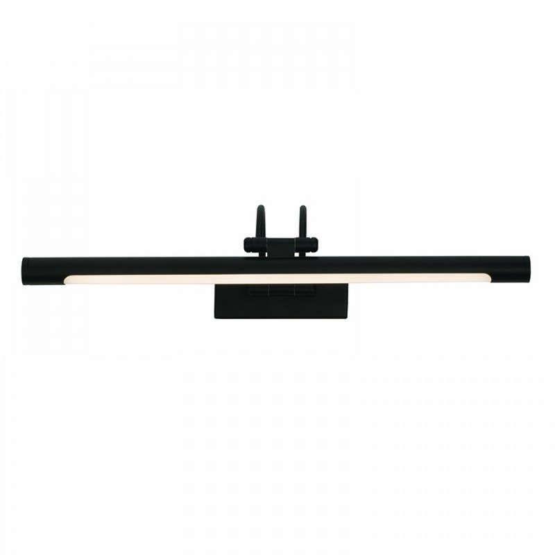 Φωτιστικό Τοίχου Led 1044-Α 60x19cm 800Lm Black Inlight