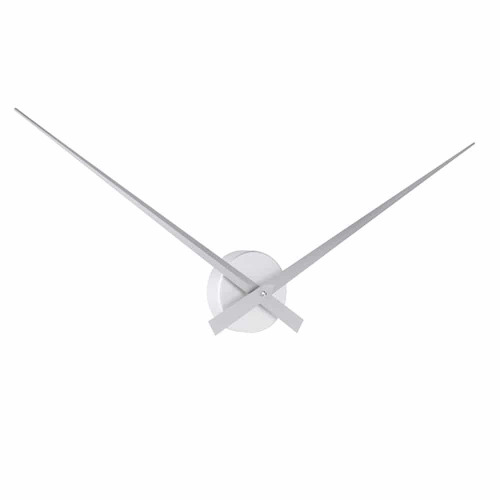 Ρολόι Τοίχου KA450055 Hands D.90cm White-Silver Karlsson