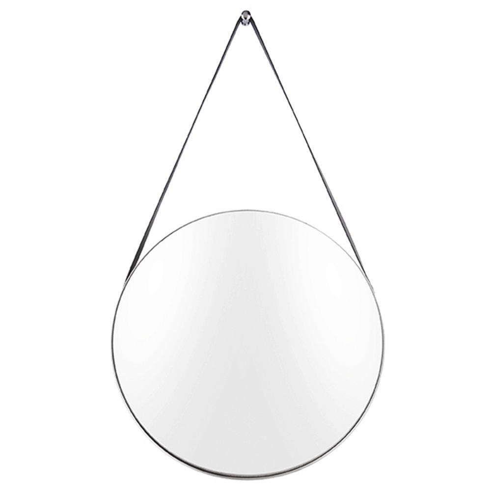 Καθρέπτης Τοίχου Balanced PT3281SI D.47cm Silver Present Time