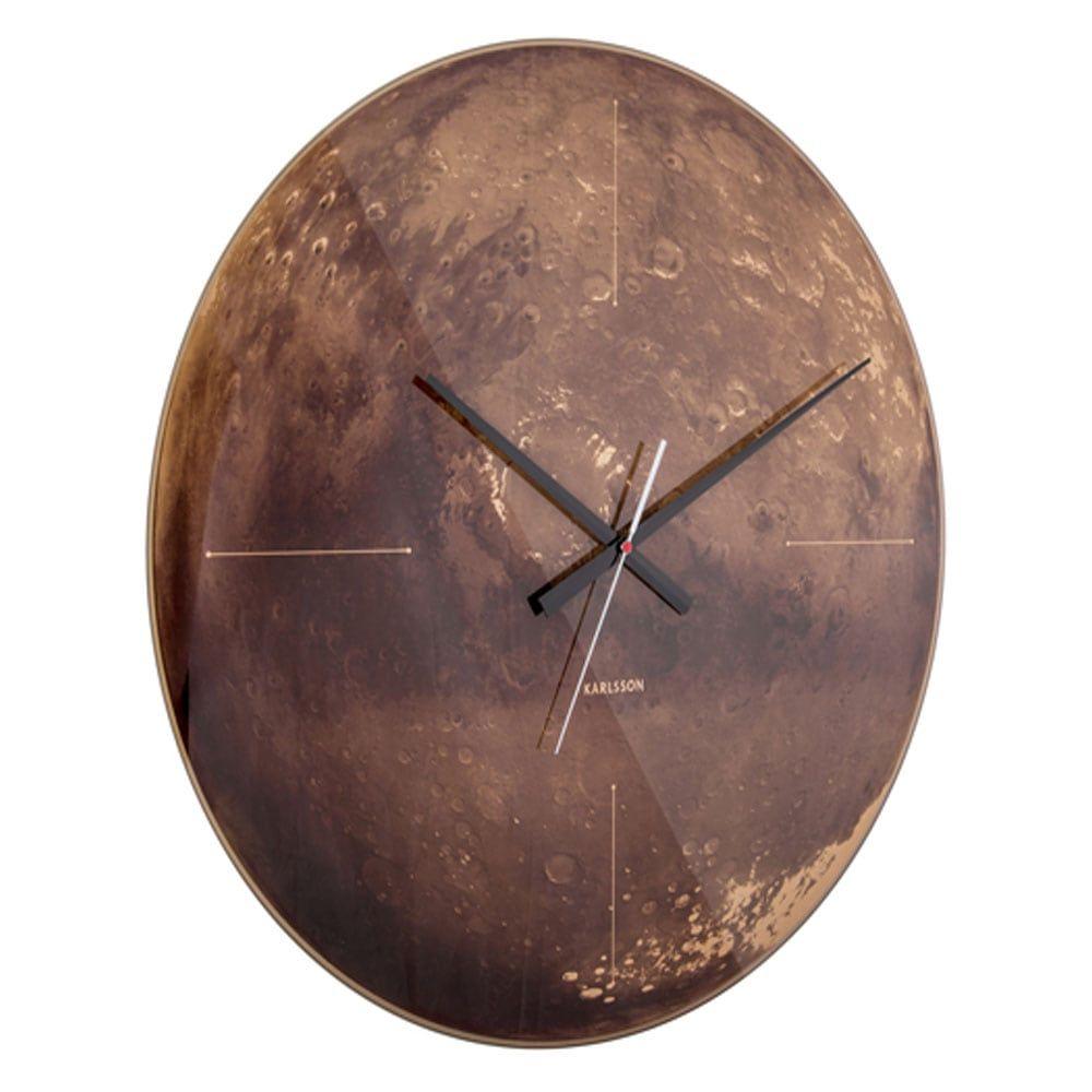 Ρολόι Τοίχου KA5638 Mars Copper D.60cm Karlsson