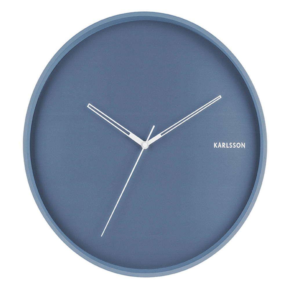Ρολόι Τοιχού Hue KA5807BL Φ40cm Blue Karlsson