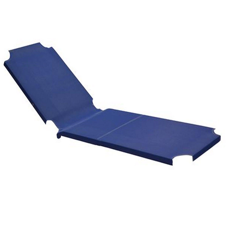 Ανταλλακτικό Πανί Ξαπλώστρας HM5072.01 200x62cm Textilene Μπλε
