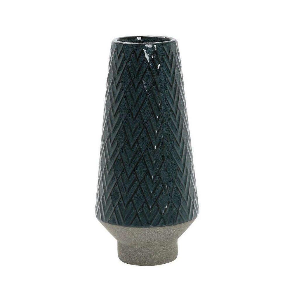 Διακοσμητικό Βάζο SIG110 Μπλε 33,5x15x15cm Espiel