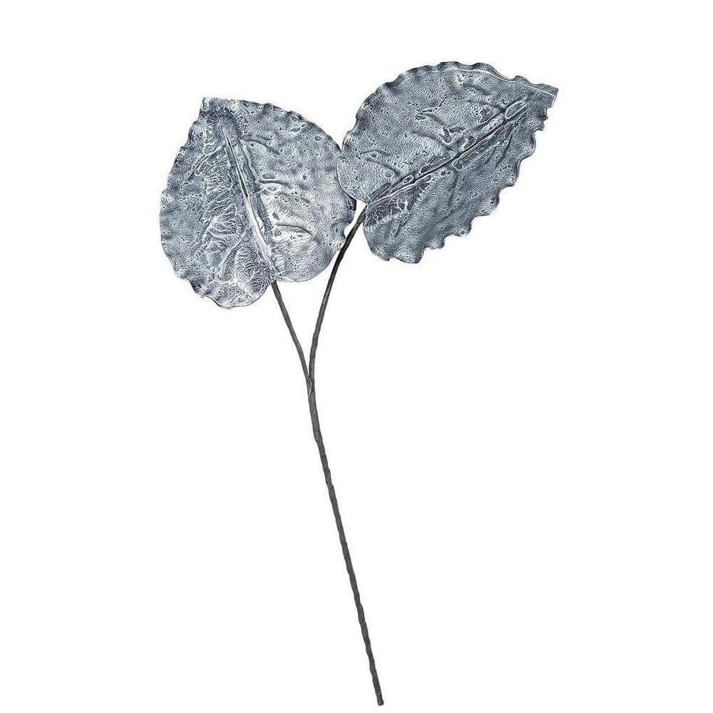 Διακοσμητικό Λουλούδι LOL750K6 Μαύρο Espiel
