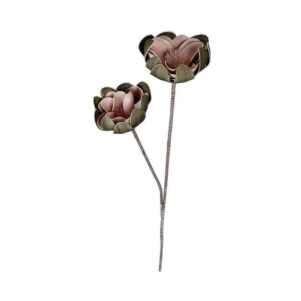 Διακοσμητικό Λουλούδι LOL875K6 85cm Pink Espiel