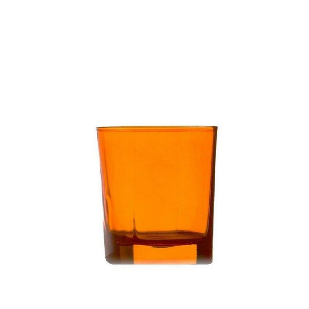 Ποτήρια Κρασιού Stephanie (Σετ 6τμχ) Ste109 Orange Espiel