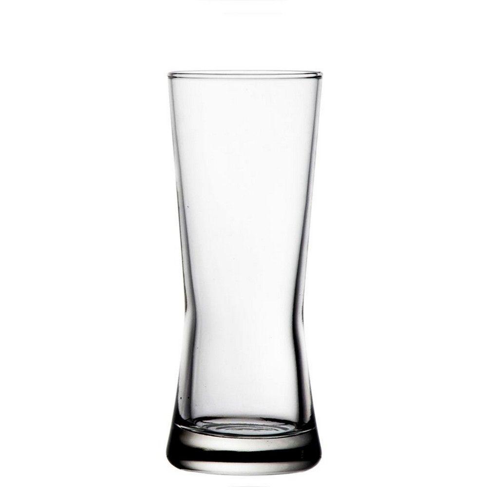 Ποτήρια Polite (Σετ 6τμχ) 18.4cm Ste53025 Clear Espiel