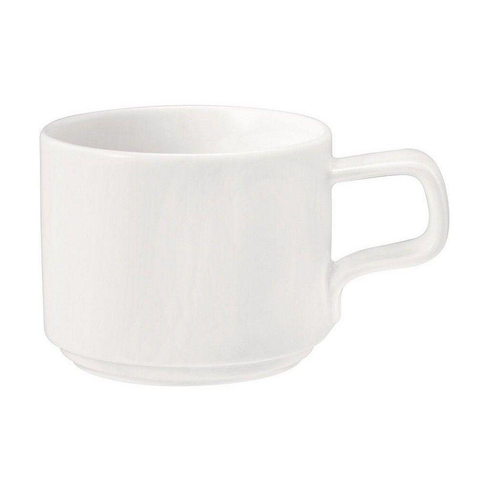 Φλυτζάνι Καφέ Good Mood 001.751107K6 6,8X11X8,4cm White Espiel