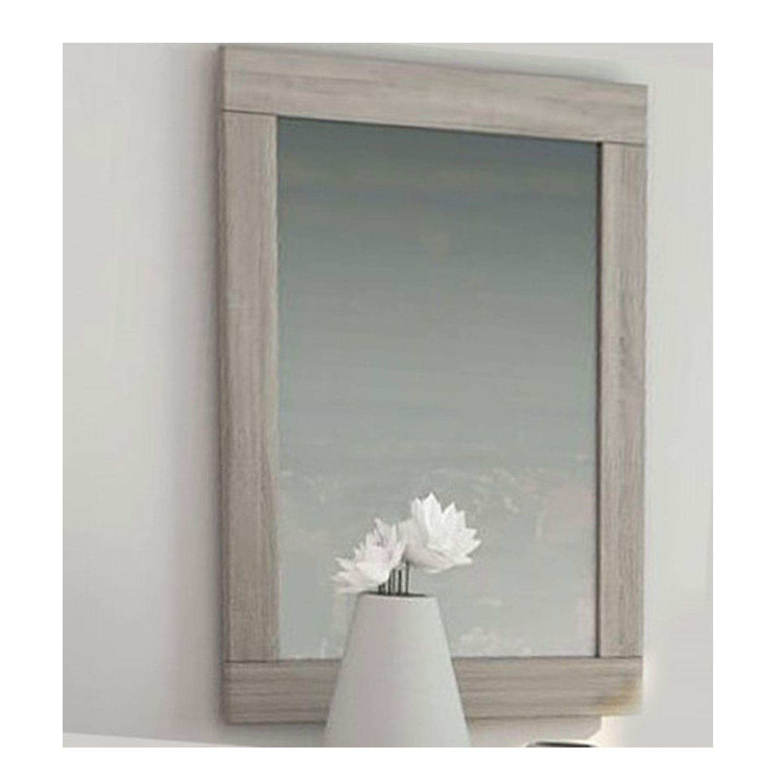 Καθρέπτης 25-243 Ecru 100X80cm Biomel