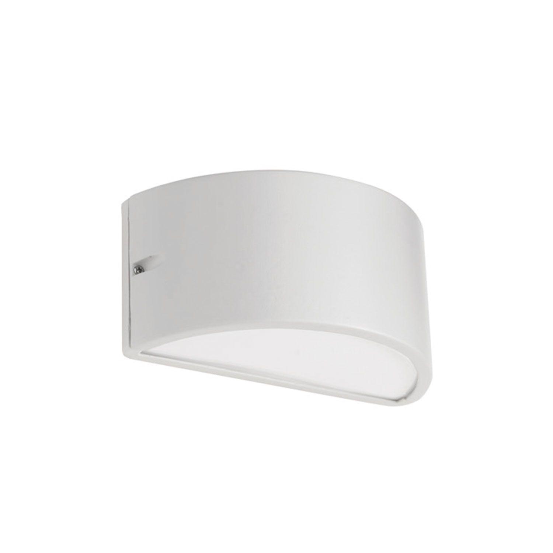Φωτιστικό Τοίχου Linus/Bianco AP White Ondaluce