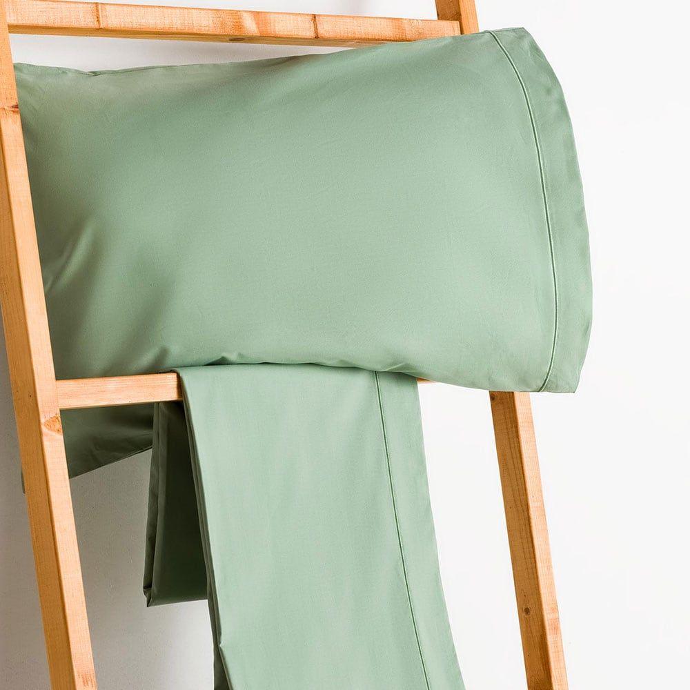 Σεντόνι 240Χ270 Green Σύνθεση-510 Vesta Home