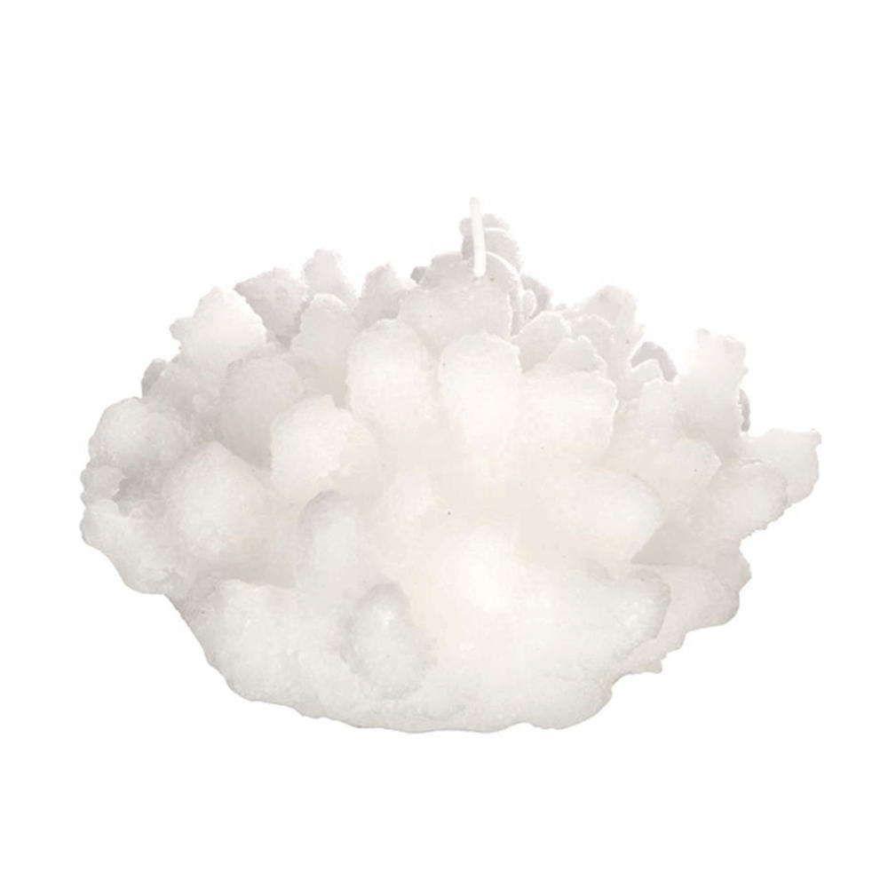 Κερί Κοράλι 07.155320 13,8cm White Plastona