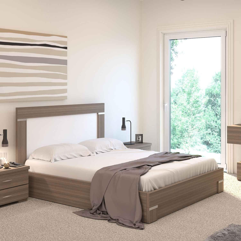 Κρεβάτι Erato 25-208 Brown 120χ200cm Biomel