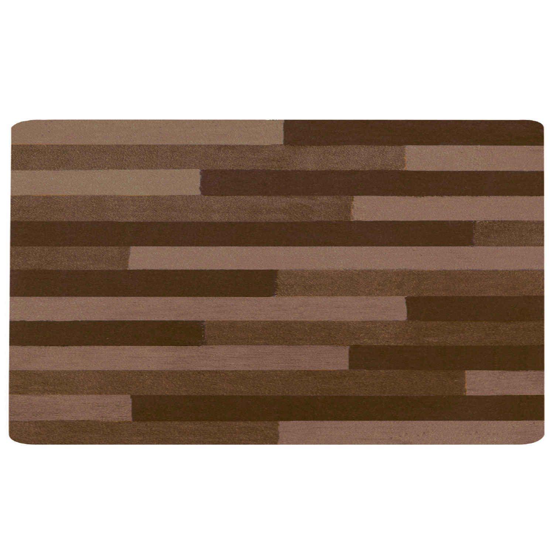 Πατάκι Μπάνιου Plank 05804.001 Brown