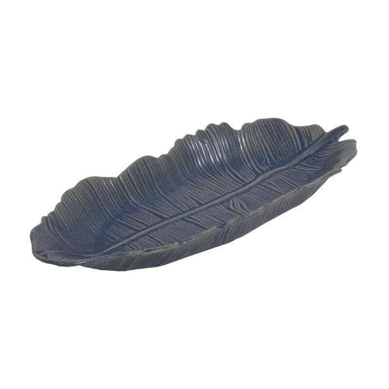 Πιατέλα Διακοσμητική 46cm Blue 1-0033-00-031 Etiquette