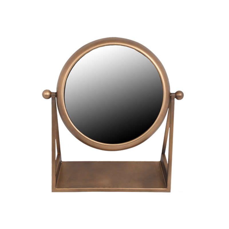 Καθρέφτης 36.5x13x40cm Bronze 1-157-00-017 Etiquette