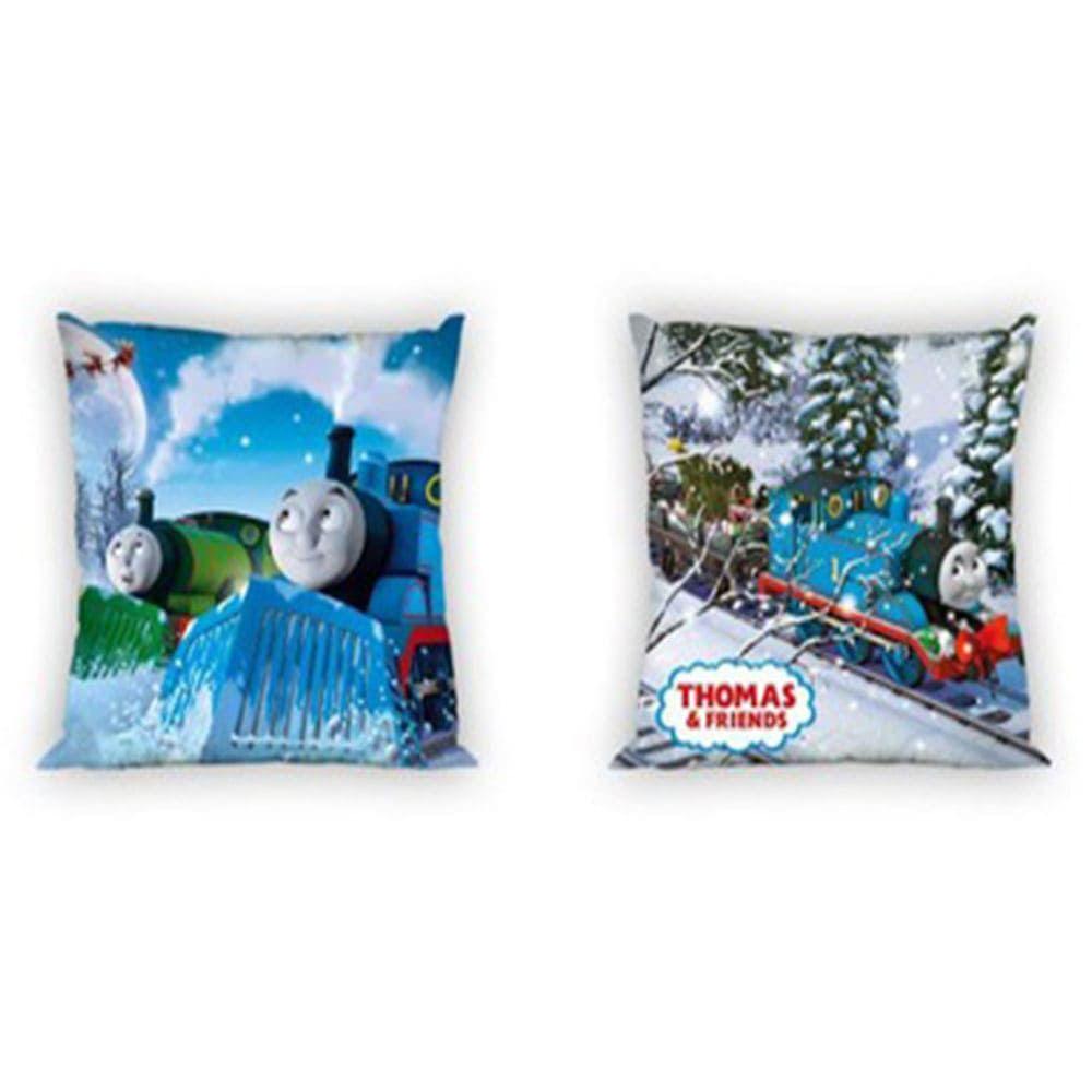 Μαξιλάρι Διακοσμητικό (Με Γέμιση) Παιδικό Thomas 52 Digital Print Disney DimCol