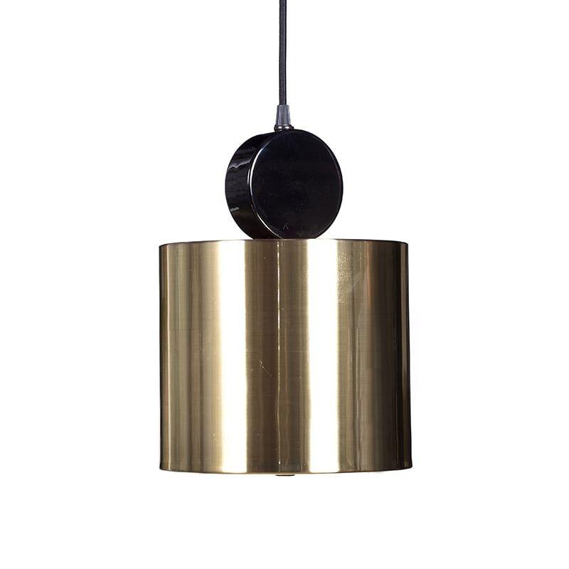 Φωτιστικό Οροφής 22X22X33 Gold 023-3196 Artekko