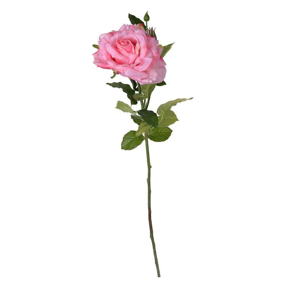 Τεχνητό Τριαντάφυλλο F29350-PinkArtekko