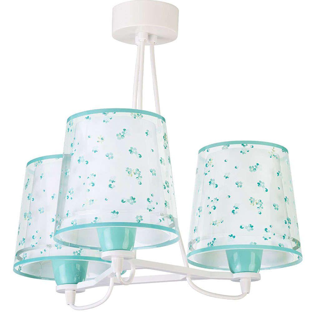 Φωτιστικό Οροφής Παιδικό Dream Flowers 81177 H Green Ango