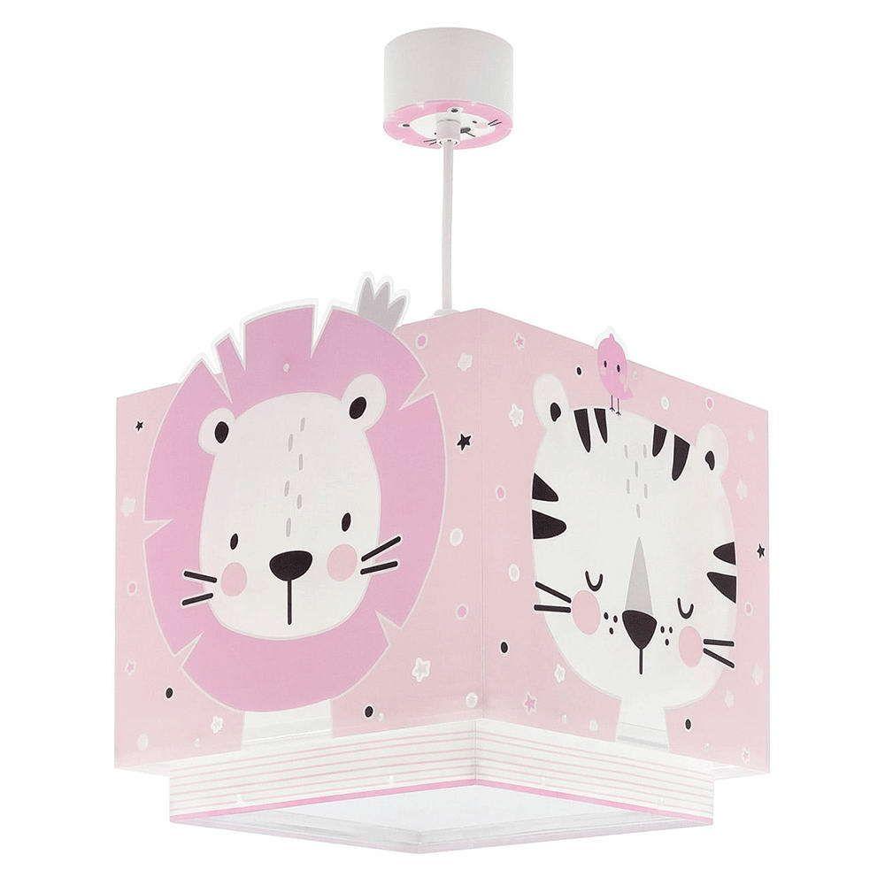 Φωτιστικό Κρεμαστό Οροφής Baby Jungle 63112 S E27 Pink Ango
