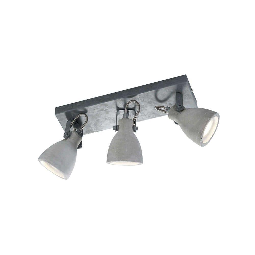 Φωτιστικό Οροφής-Σποτ Concrete 35x18x10cm Concrete Look 802500378 Trio Lighting