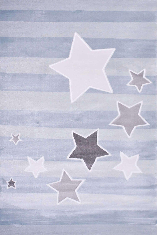 Χαλί Παιδικό Smile 31767-30 Blue