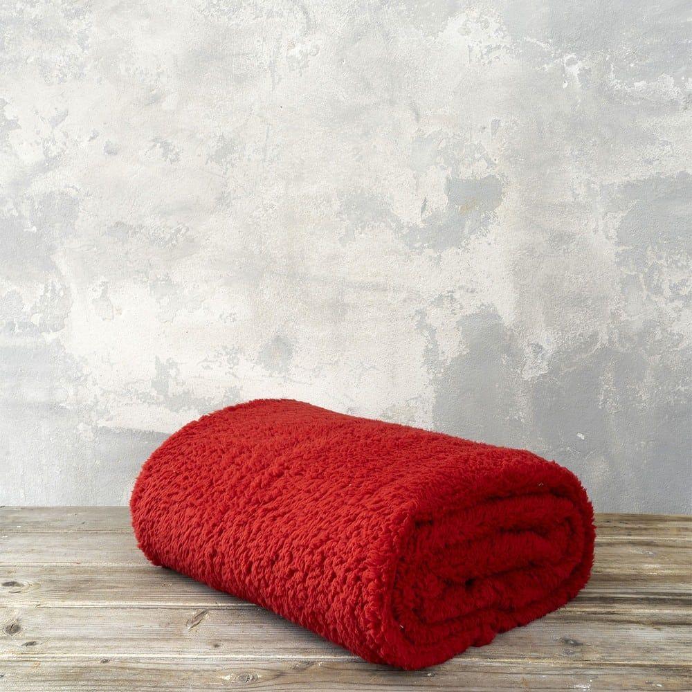Κουβέρτα Manta Red Nima