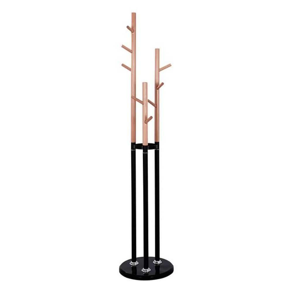 Καλόγερος Τριπλός Wyatt Natural-Black Φ37X173/150/128 HM8610.02