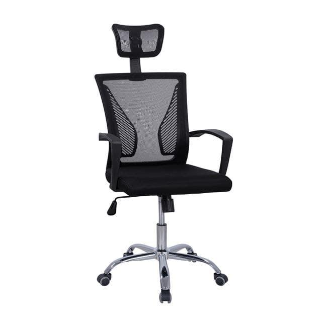 Καρέκλα Γραφείου HM1149.01 Black 58x62x114-124Y εκ.