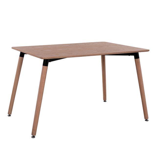 Τραπέζι Minimal HM008.04 Natural 120Χ80X73Υ εκ.