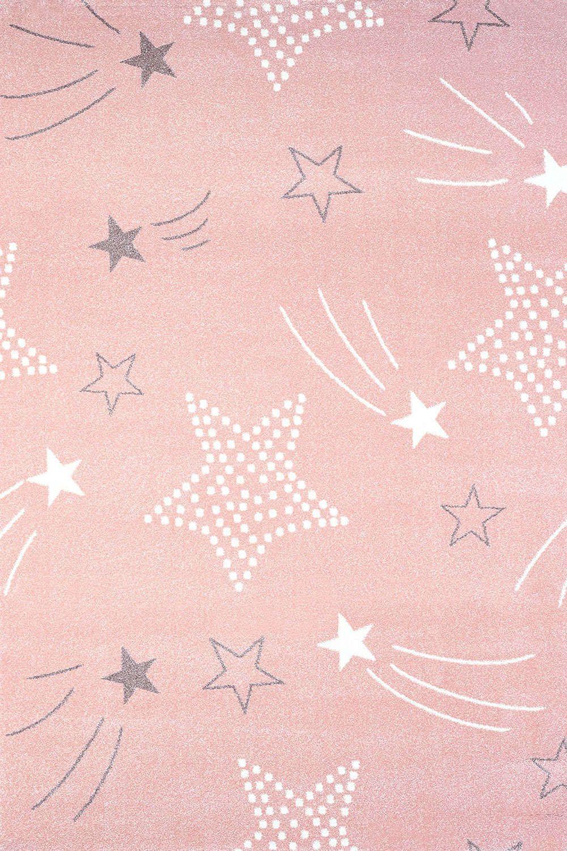 Χαλί Παιδικό Diamond Kids 5302/55 Ροζ Colore Colori