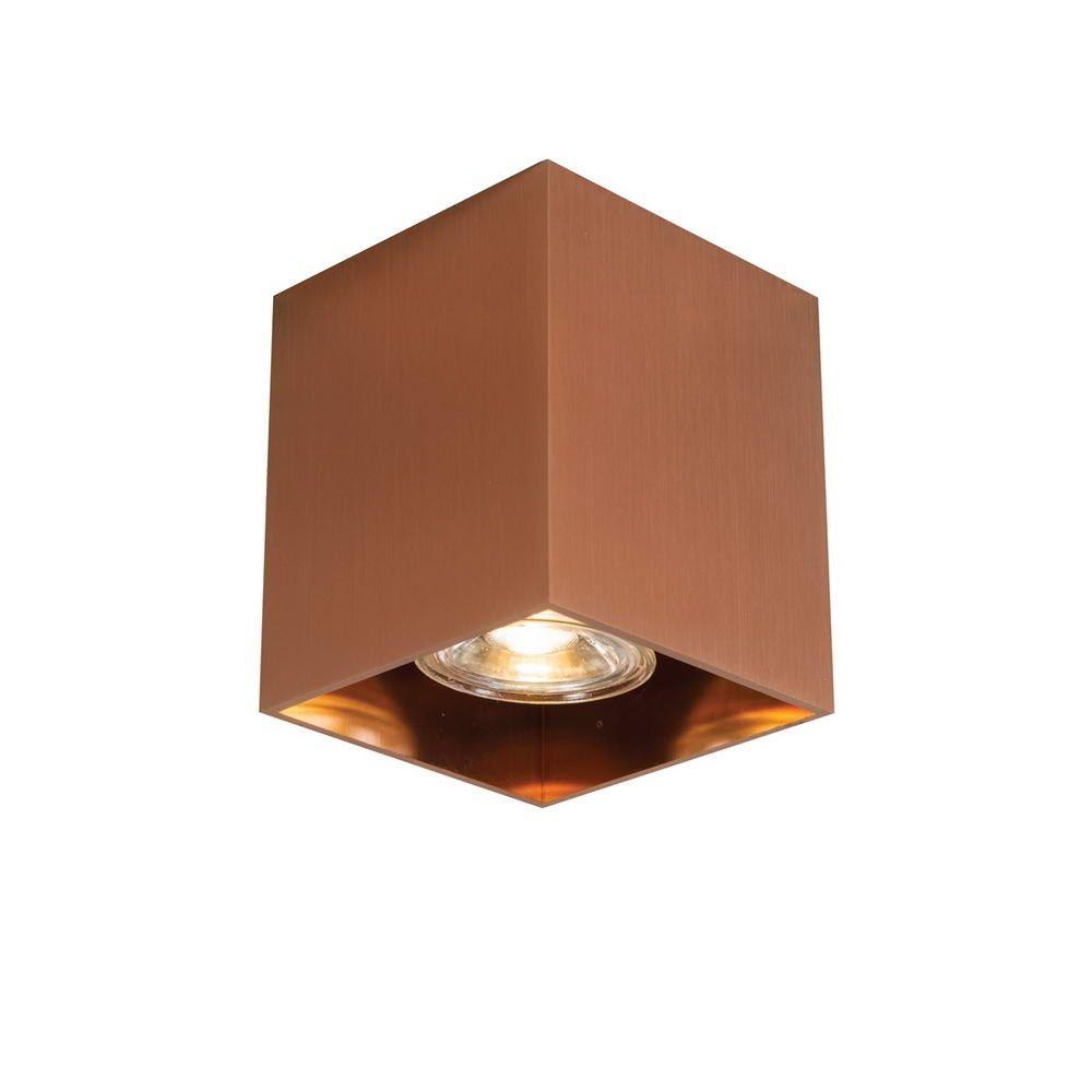 Φωτιστικό Οροφής - Σποτ Copper 82,5x85,5x95mm VK/03083CE/COP VKLed
