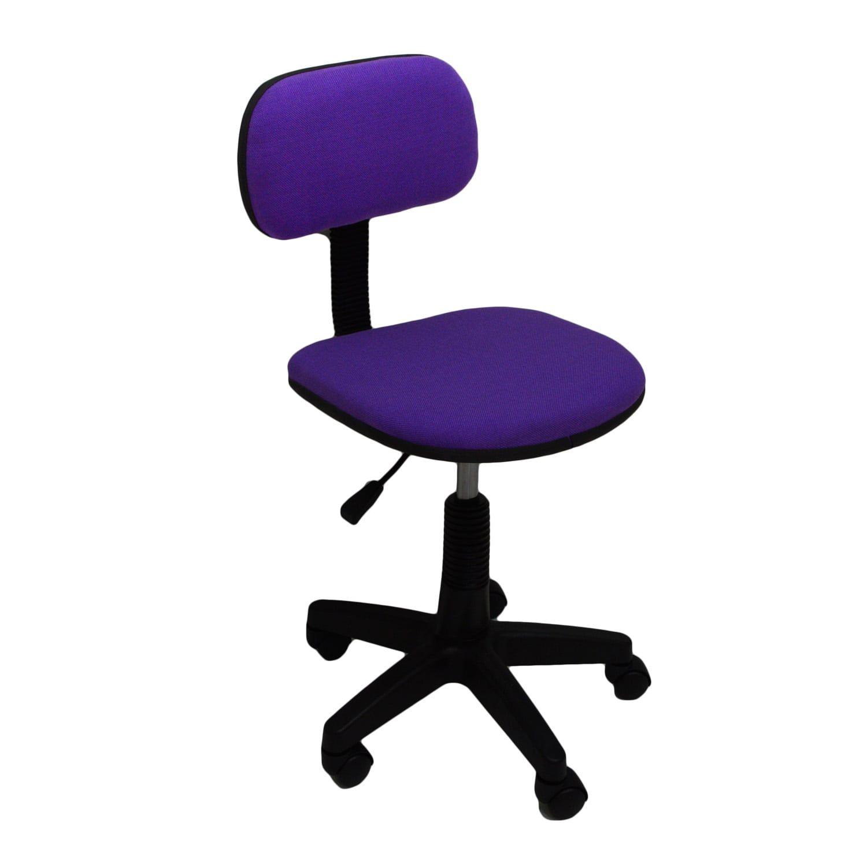 Καρέκλα Γραφείου 28-21 Purple 40X40X90 cm Cop