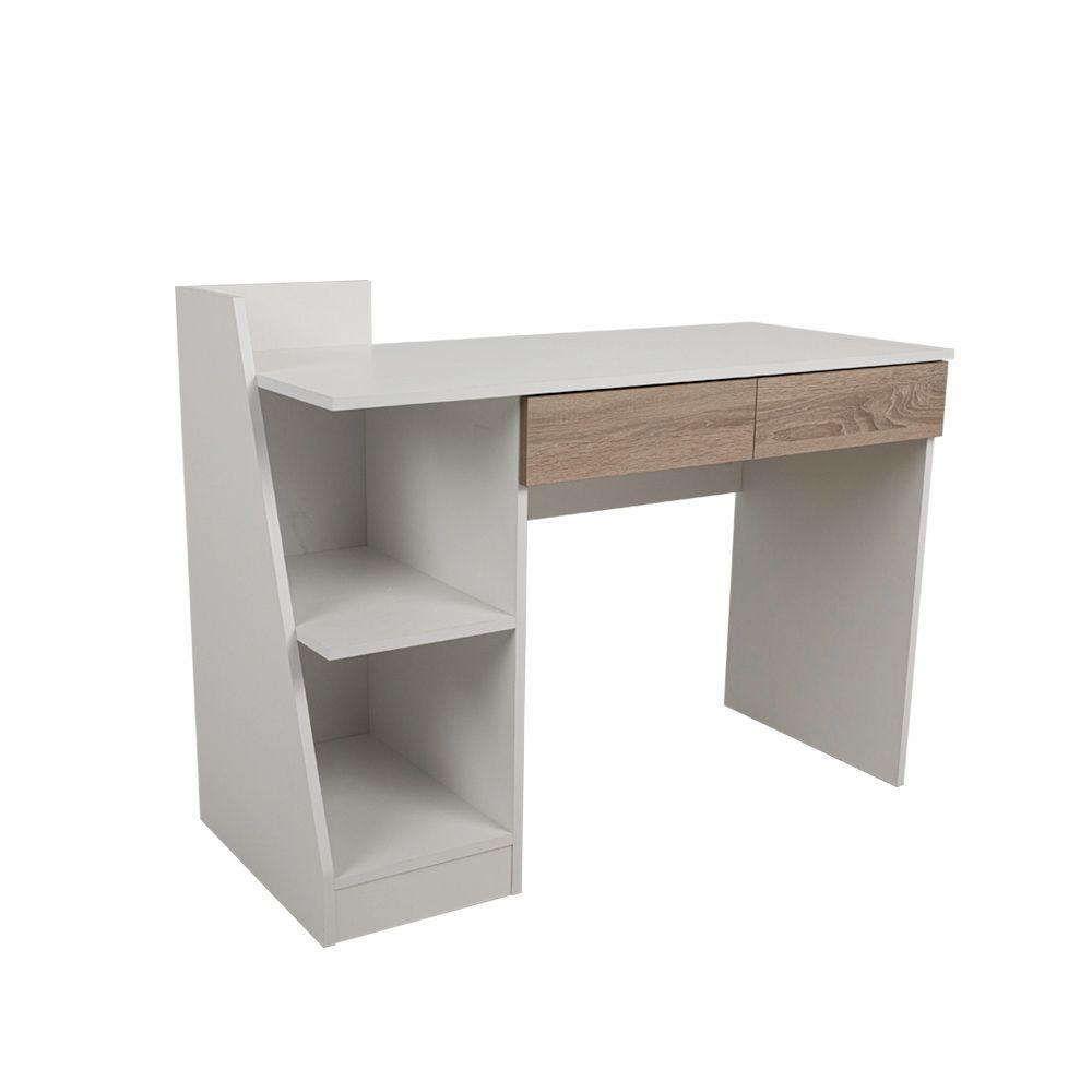 Γραφείο Trigot 2 24-0552 110x50x85cm Sonoma-White Liberta