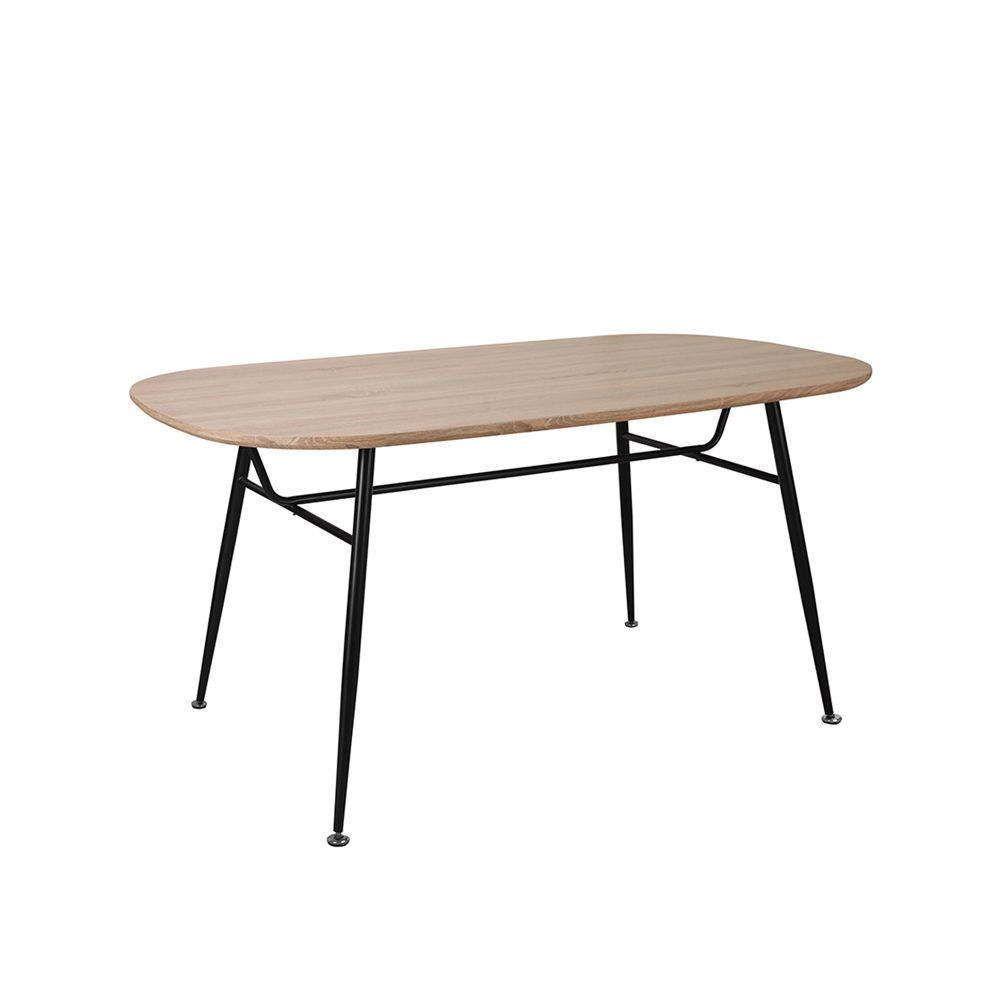 Τραπέζι Alta 02-0359 160x90x76,5cm Natural Liberta