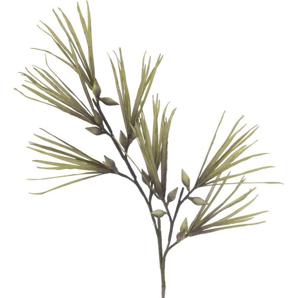 Διακοσμητικό Φυτό - Κλαδί 3-85-325-0010 Green Υ114 Inart