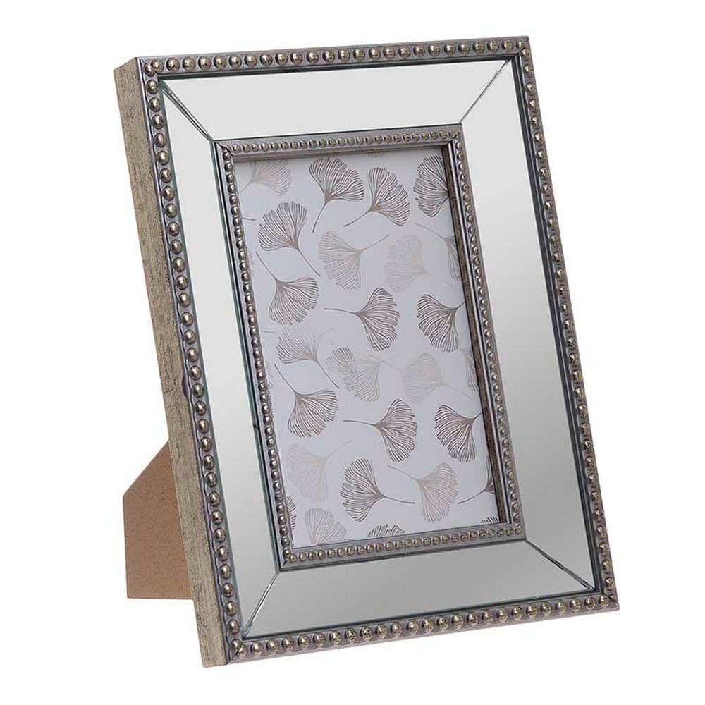 Κορνίζα 3-30-956-0009 Με Καθρέπτη 13X18 Grey Inart