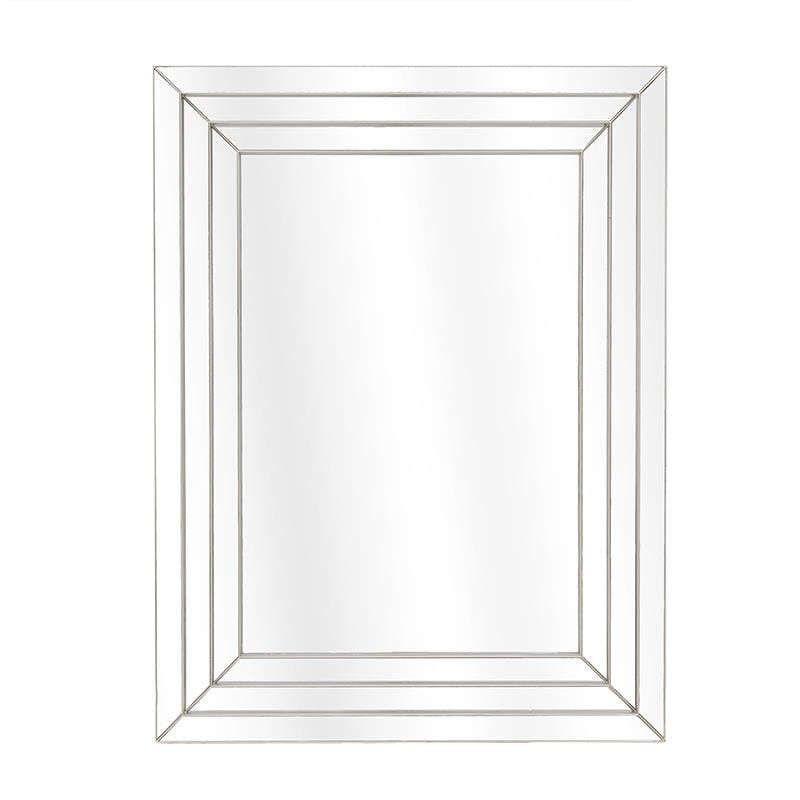 Καθρέπτης Τοίχου 3-95-290-0029 56X5X74 Clear Inart