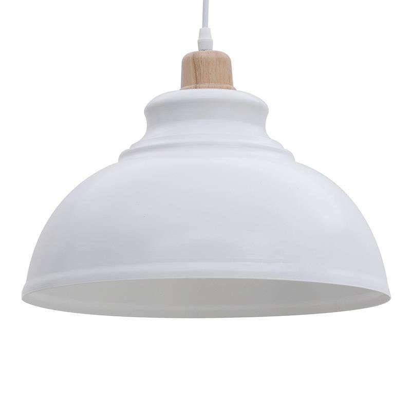 Φωτιστικό Οροφής 3-10-774-0038 Δ35X108 White-Ivory E27 Inart