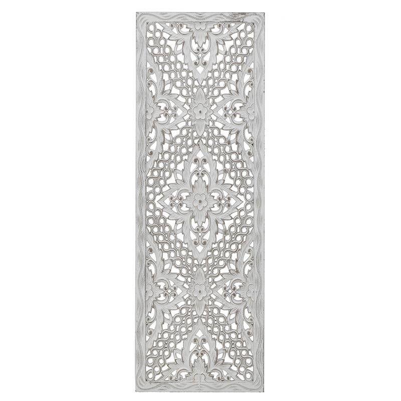 Διακοσμητικό Τοίχου 3-70-242-0017 30Χ2Χ90 Antique White Inart