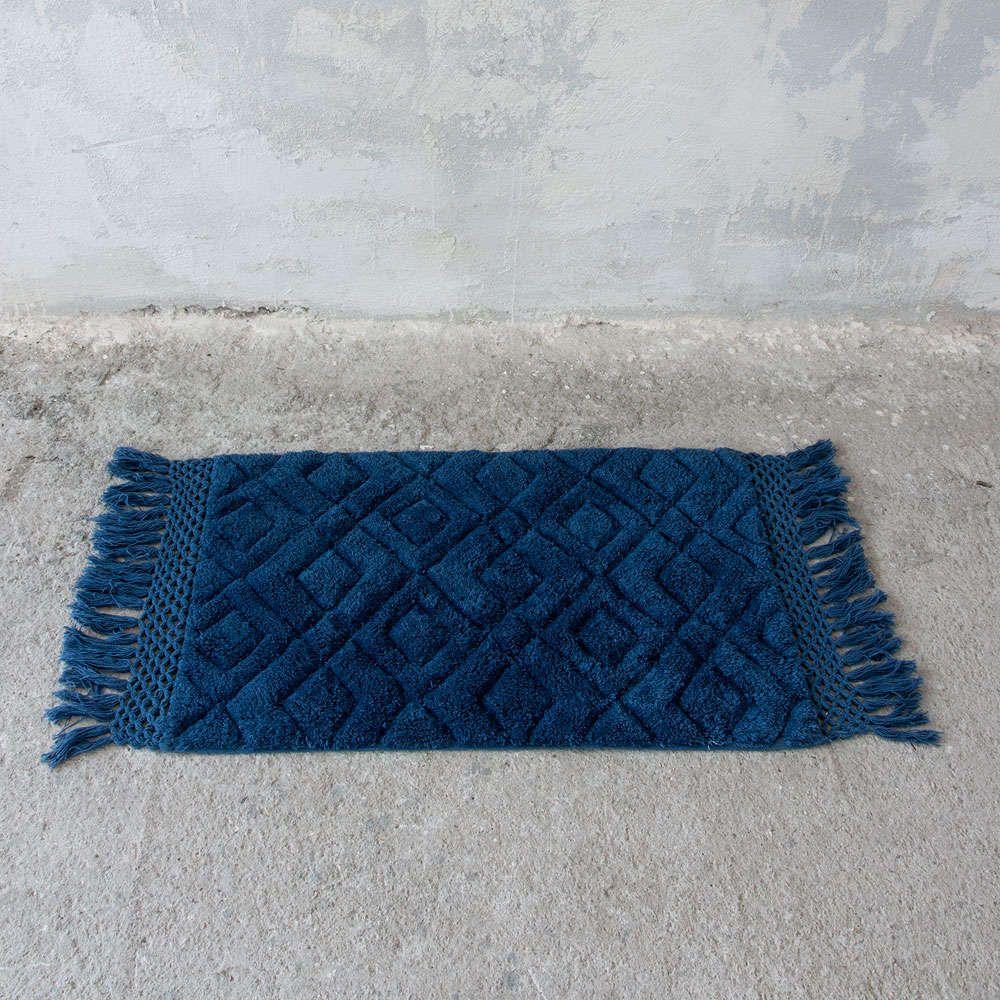 Πατάκι Μπάνιου Lucia - Blue Nima