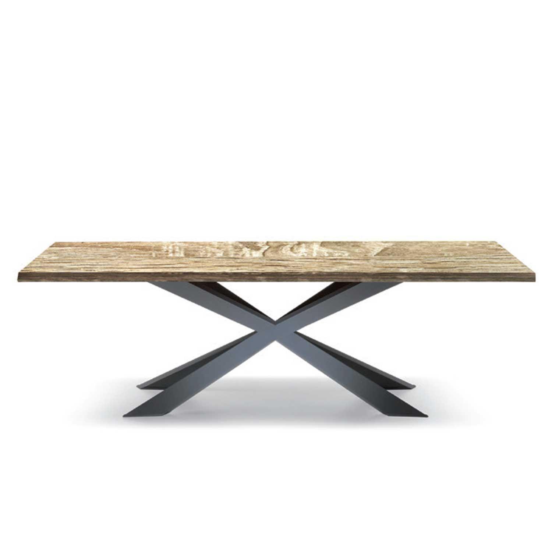 Τραπέζι Torsen EM823,1 200X100X75 cm