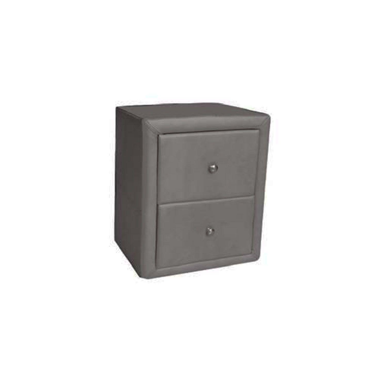 Κομοδίνο Wilton Cappucino E8057,3 46X41X57 cm