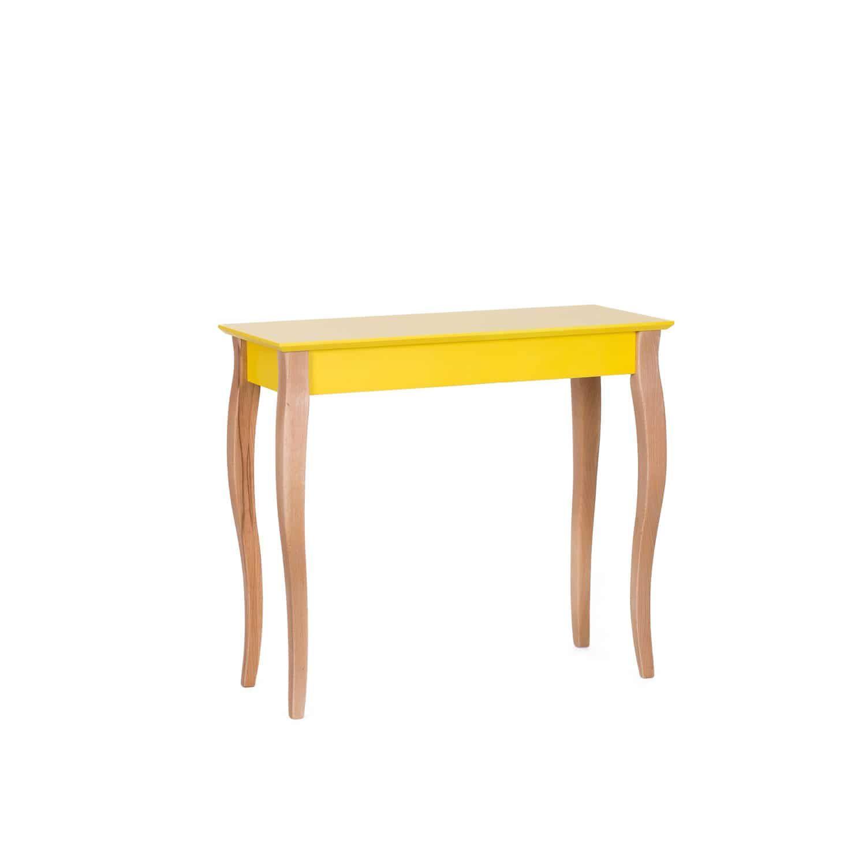 Κονσόλα Lillo Yellow 85Χ35X74 cm
