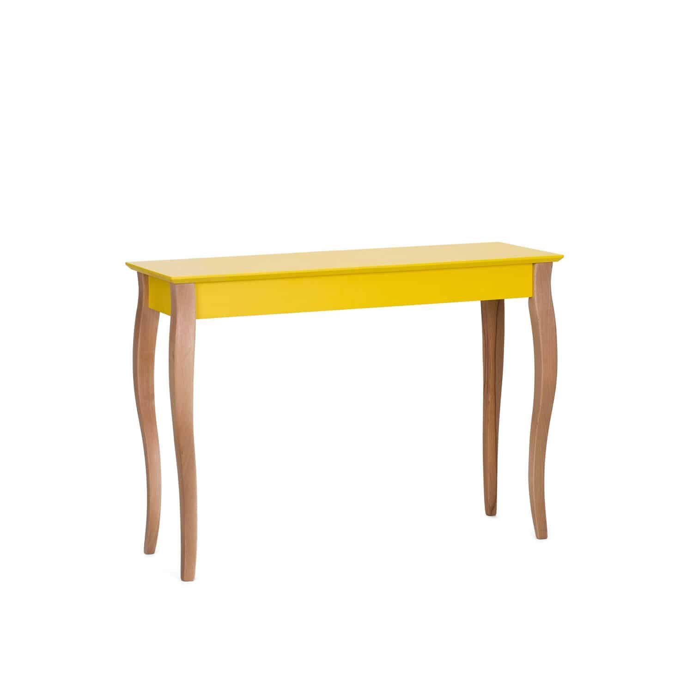 Κονσόλα Lillo Yellow 105Χ35X74 cm