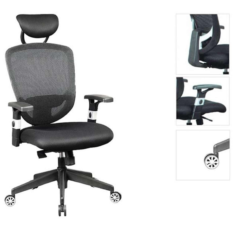 Καρέκλα Γραφείου BF9100 Black EO521 65x62x114/125 cm