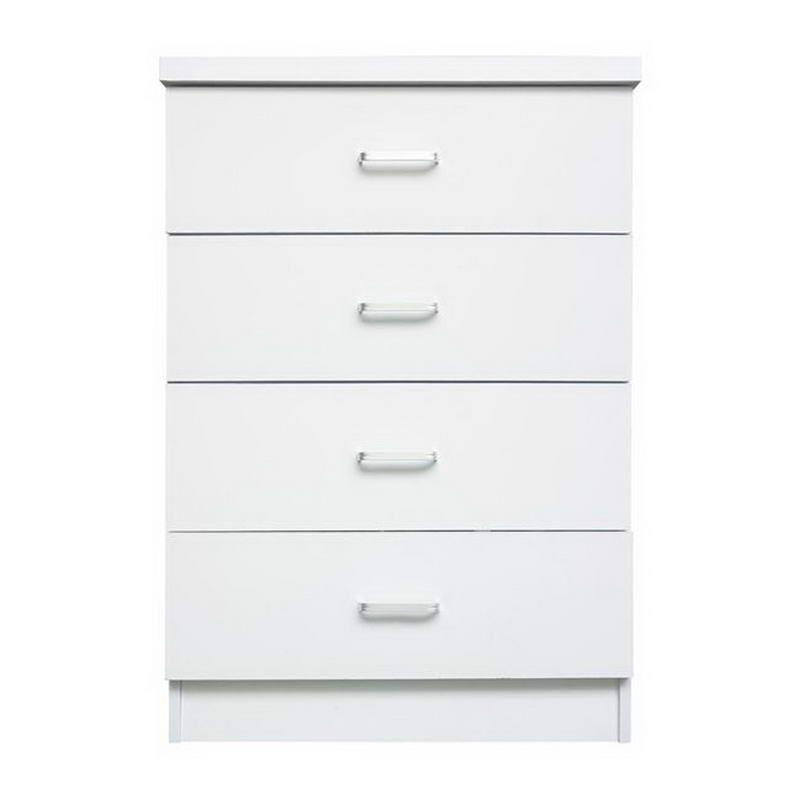 Συρταριέρα Ε7396,1 60x40x80cm White