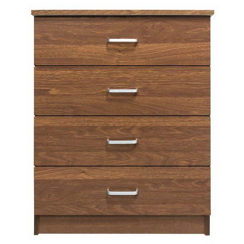 Συρταριέρα Ε7396,3 60x40x80cm Walnut