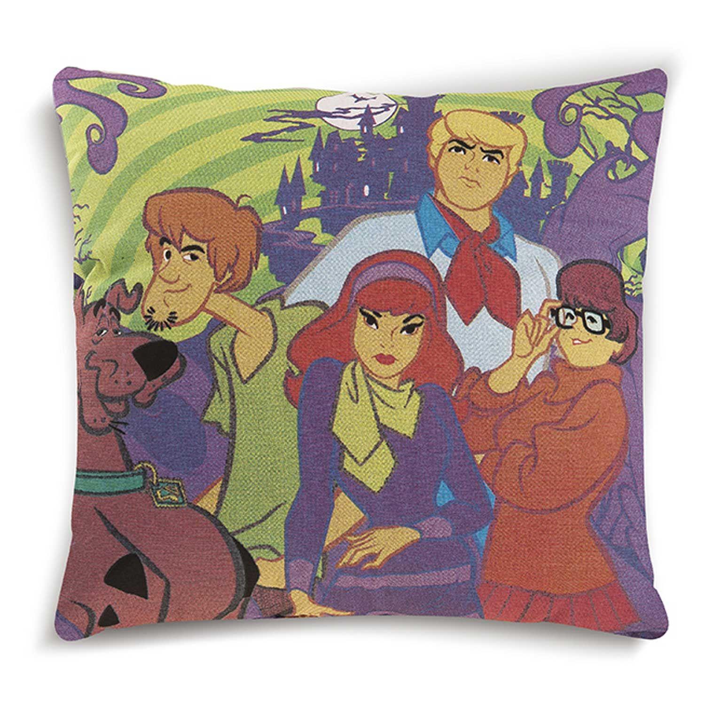 Διακοσμητικό Μαξιλάρι Scooby Doo 03 (Με Γέμιση) DimCol